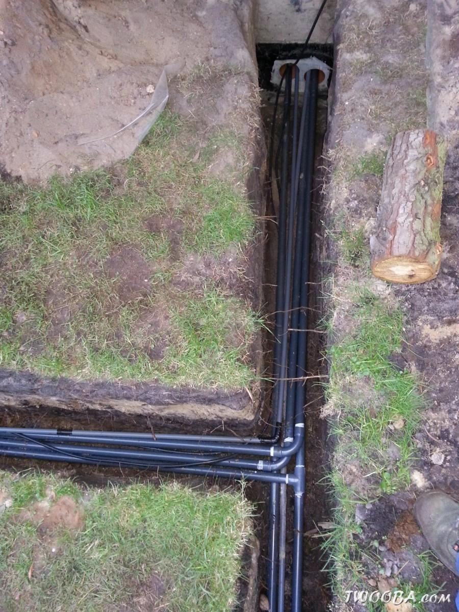 automatisch sproeisysteem tuininrichting